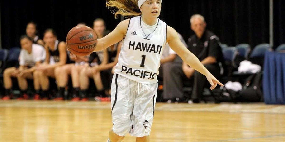 Hawaii Pacific University star drafted by Globetrotters