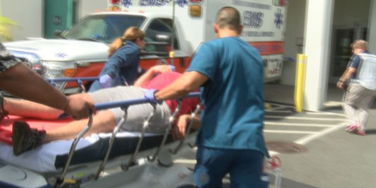Terror drill tests doctors, staff at Windward hospital