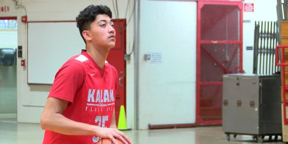 Swishes and sign language: This Kalani basketball player soars on the court