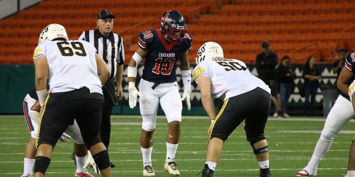 Saint Louis linebacker Mason Tufaga makes commitment to Utah