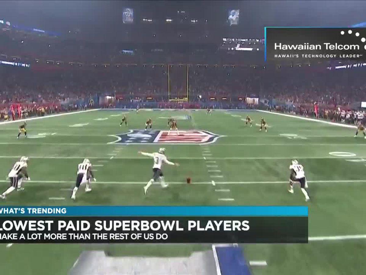 Trending: Super Bowl earnings, Frolic Knots Coffee Roasters, weird kids YouTube