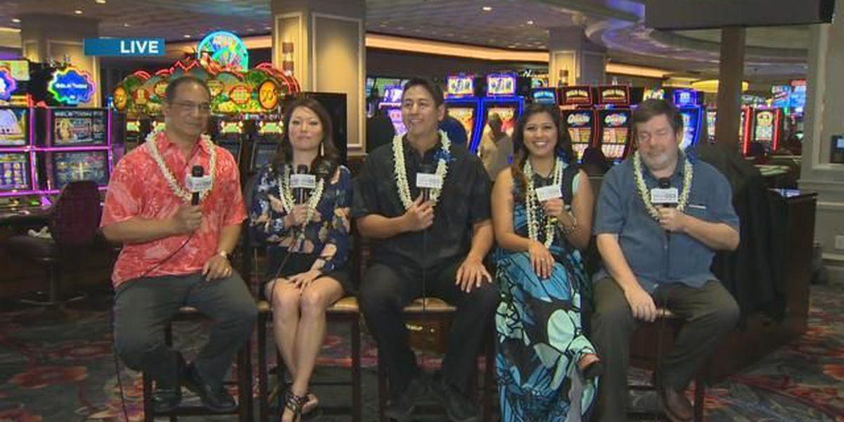 HNN's Sunrise crew is in Las Vegas!