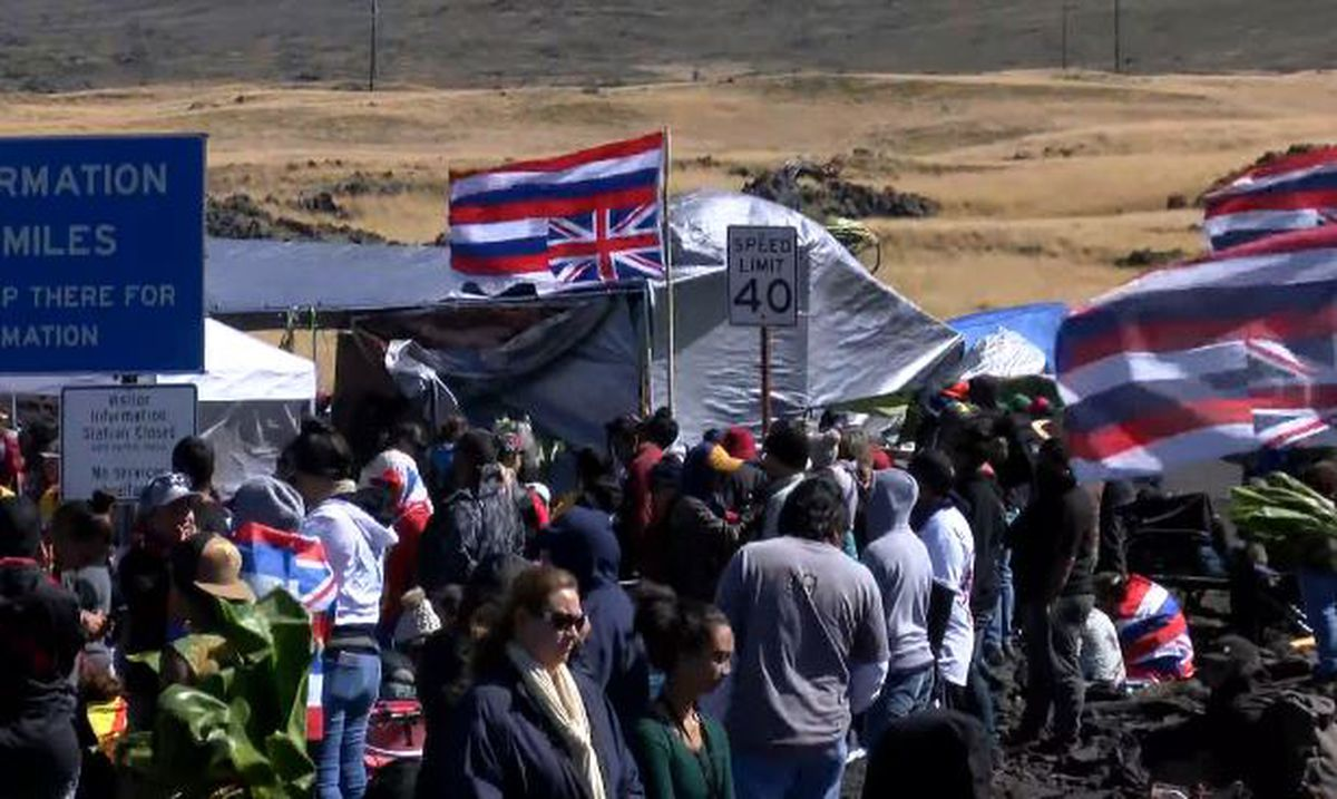 Government agencies have spent nearly $10M so far on their response to TMT protest