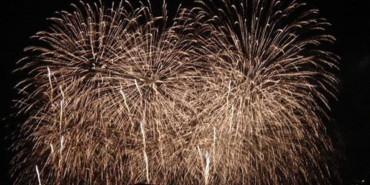Friday's Waikiki fireworks show canceled due to 'king tides'