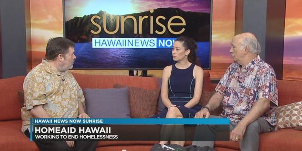 HomeAid Hawaii building to end homelessness