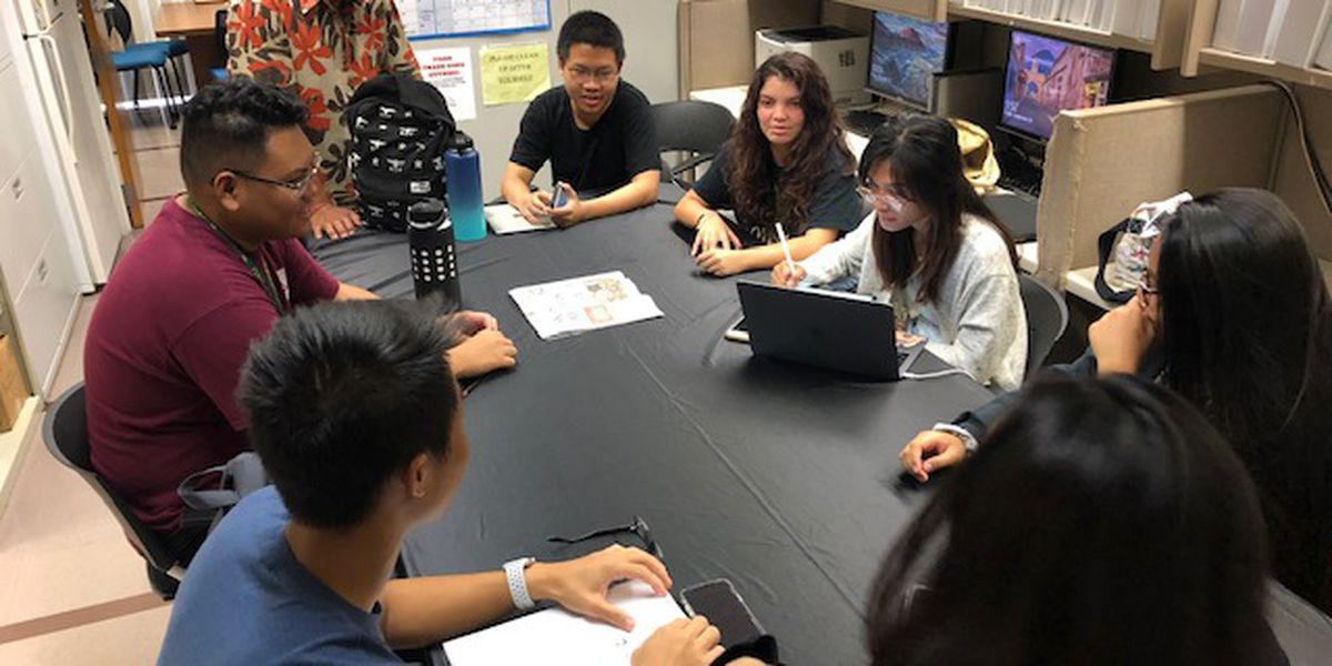 'Life-changing' UH program offers struggling high school grads a second chance