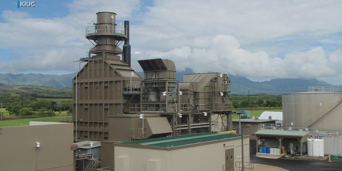 Kauai residents warned of rolling outages after generating unit goes offline