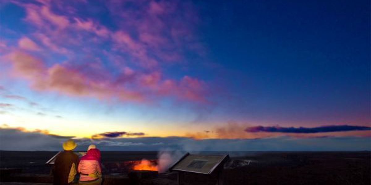 Hawaii Volcanoes National Park entrance fees to go up