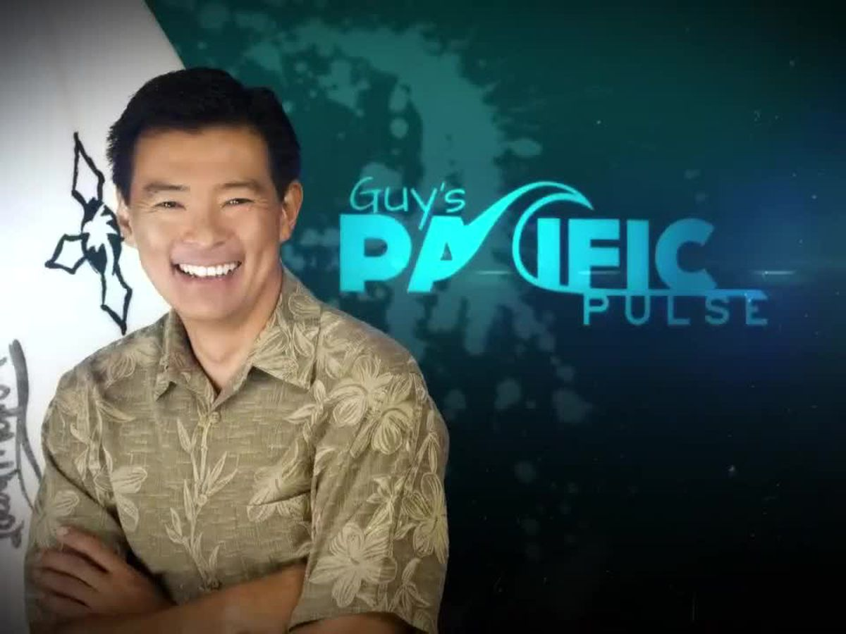 Pacific Pulse: Mike Stewart
