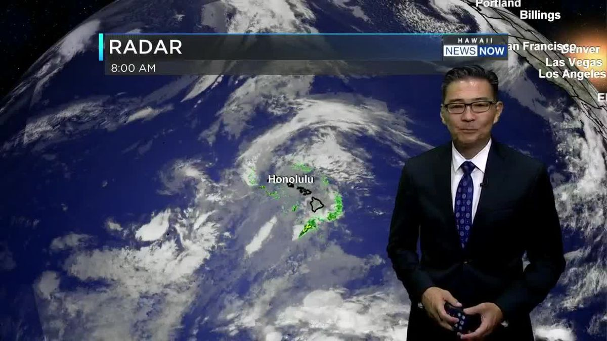 HNN Morning Web Weather Wednesday, January 15, 2020