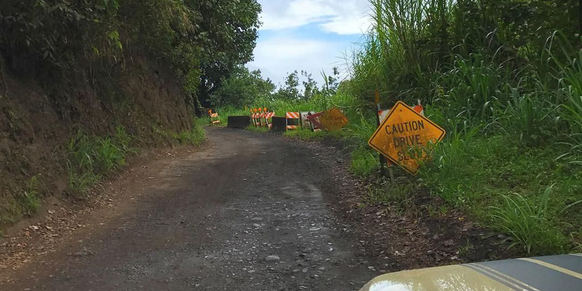 East Maui drivers brace for closures due to highway repairs