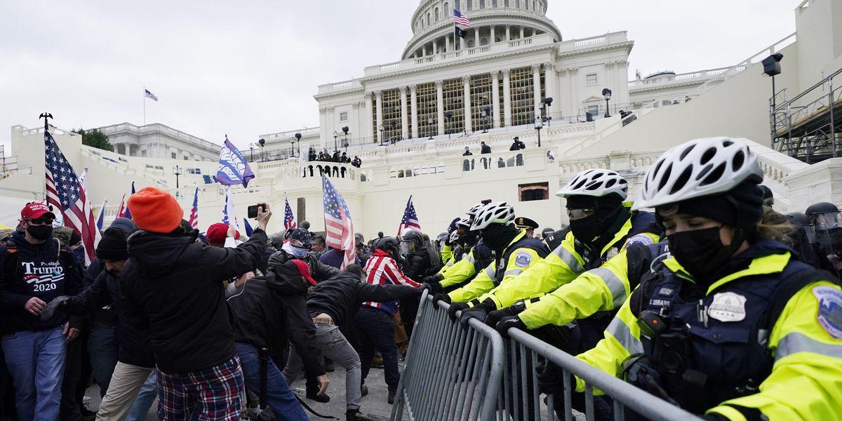 Chaos, violence, mockery as pro-Trump mob occupies Congress