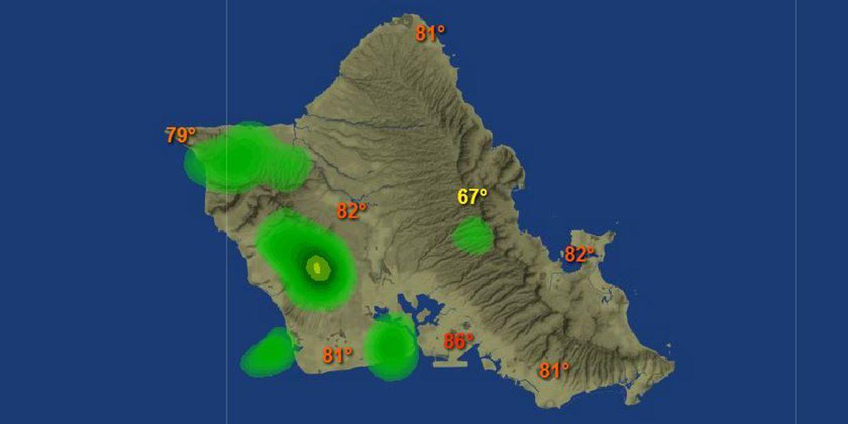 Flood Advisory canceled for Leeward Oahu