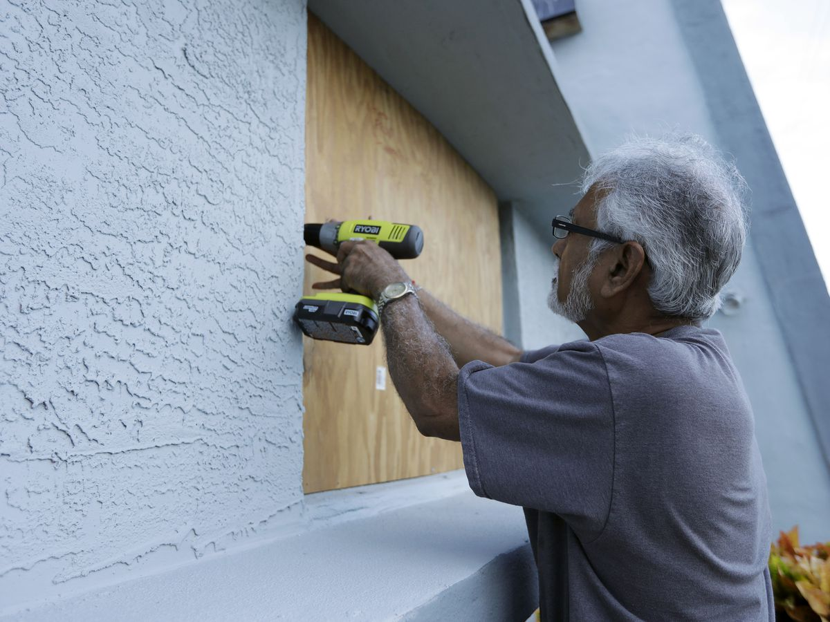 Preparing your home for a hurricane should happen before the storm nears