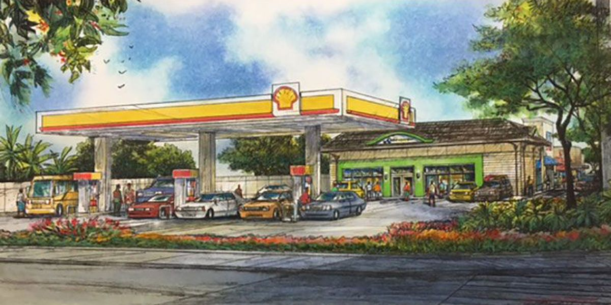 Dunkin' Donuts to open in new Aloha Petroleum complex