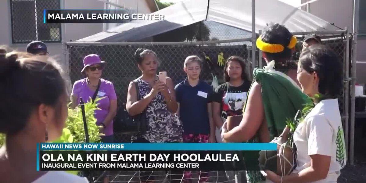 Ola Na Kini to hold inaugural Earth Day Hoolaulea