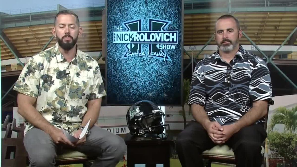 The Nick Rolovich Show: 'Bows fall to BYU, remain winless in Provo | October 13, 2018
