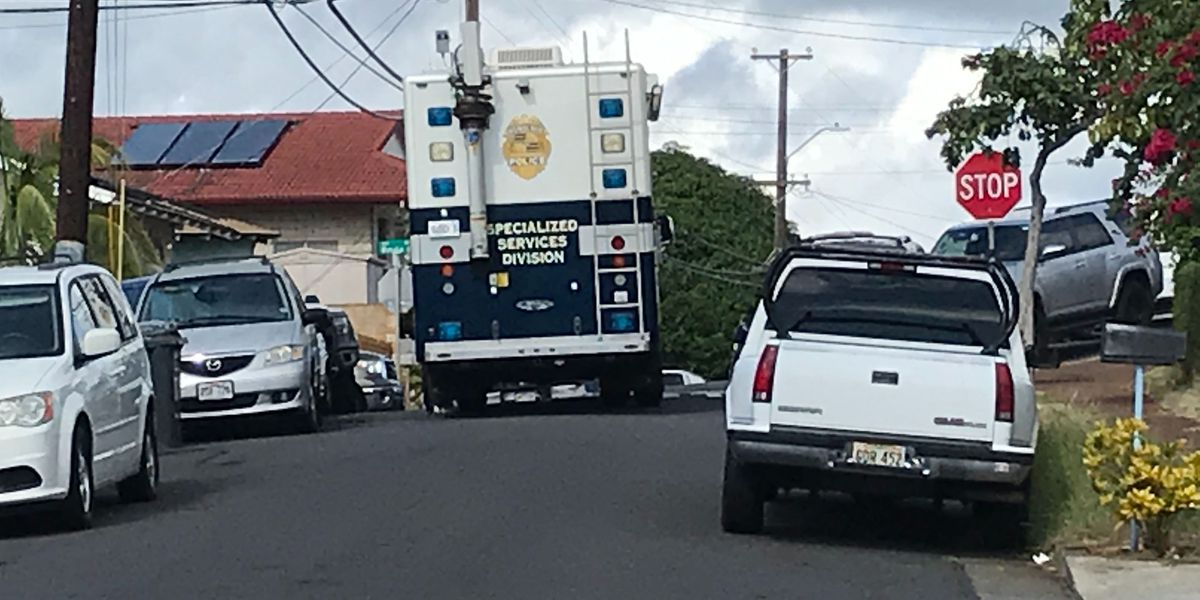 Barricade situation in Salt Lake ends with arrest