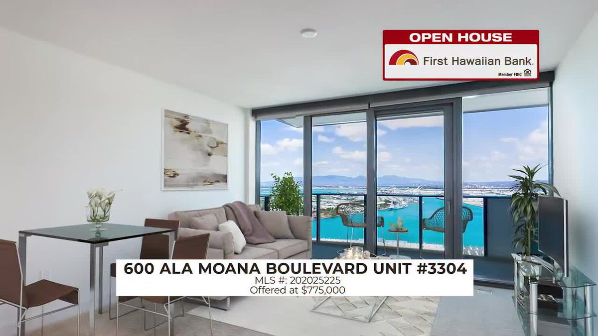 Open House: Cottage-style Home in Kahala and Single Bedroom Residence in Kaka'ako