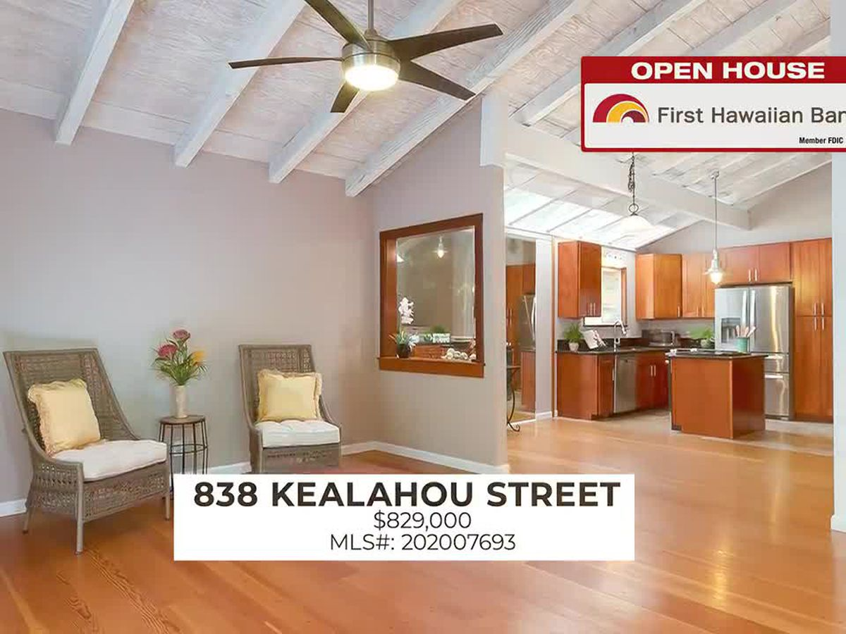 Open House: Vacation rental in Waikiki and split-level home in Hawaii Kai