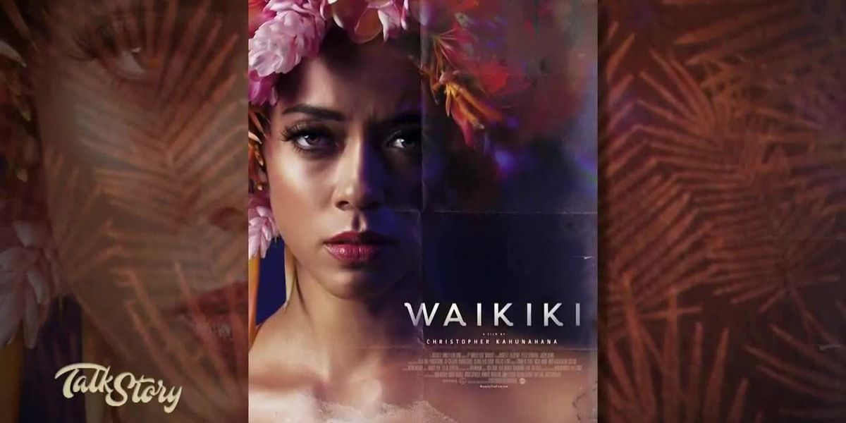 """Actress Danielle Zalopany Talks Story with McKenna Maduli about her latest role as Kea in the film """"Waikiki"""""""