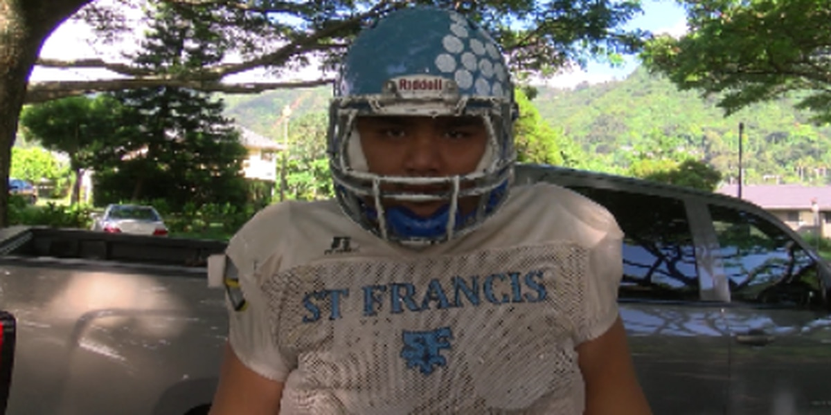 Football player's family challenging little known practice rule that sidelined their son's season