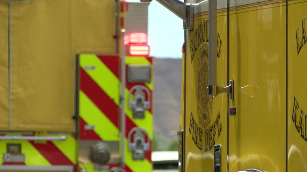 Number of Honolulu firefighters who have tested positive for COVID-19 grows to 14