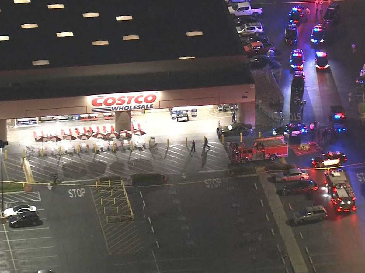 Police: Costco shooting took place after man hit off-duty officer