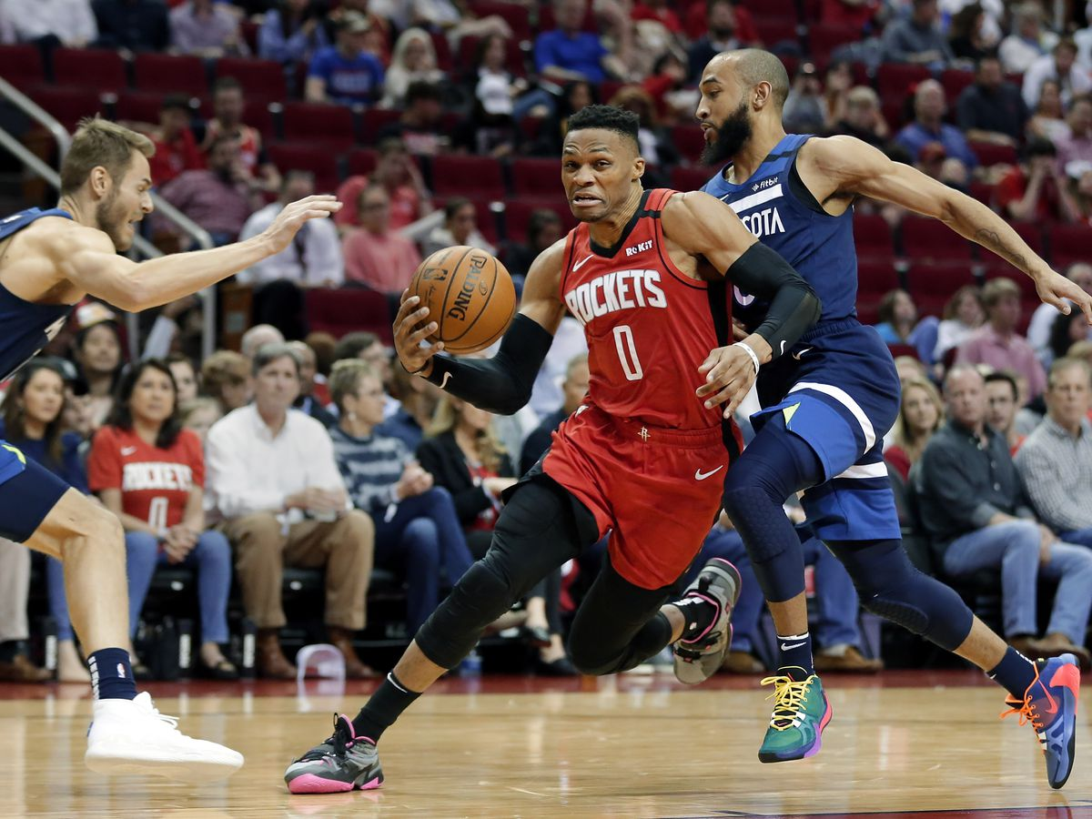 Rockets' Westbrook says he tested positive for coronavirus