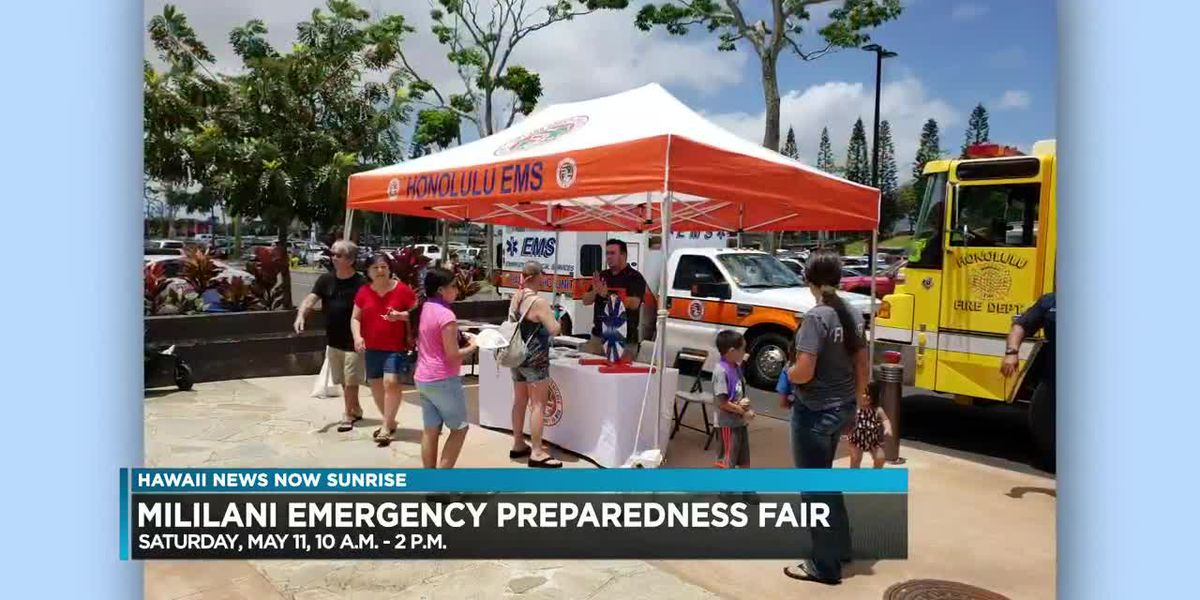 Emergency Preparedness Fair to offer tips and tools for preparedness for natural disasters