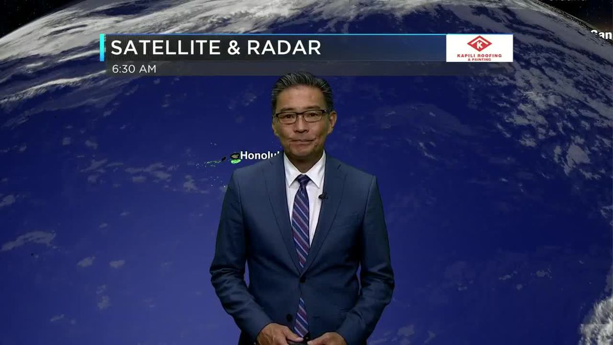HNN Morning Web Weather Friday, May 22, 2020