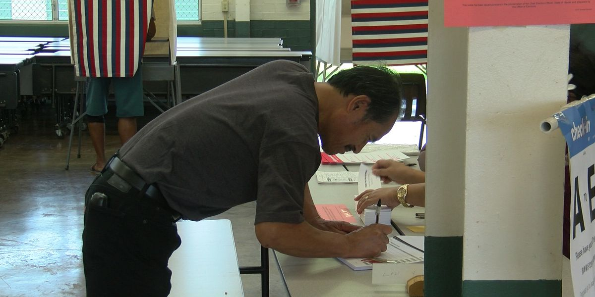 It's now easier than ever to vote in Hawaii. That still didn't boost turnout in the general election