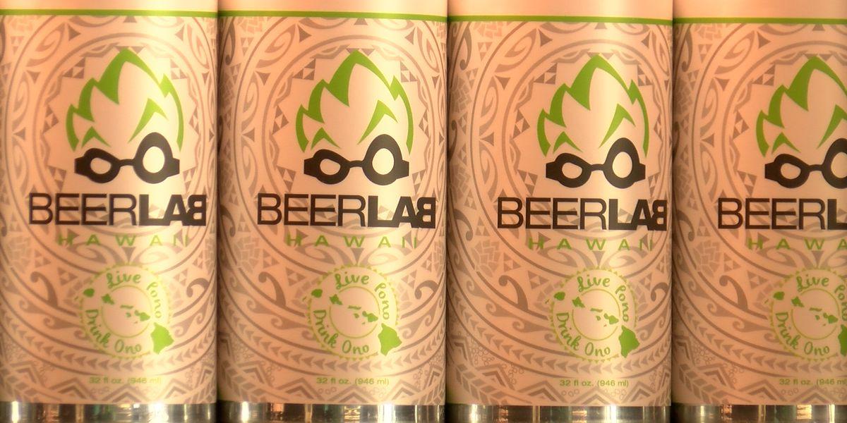 Hawaii Strong: At Beer Lab Hawaii, creativity is on tap