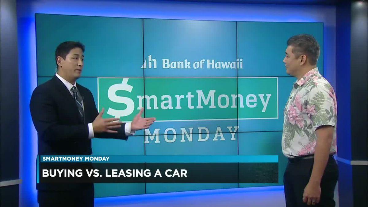 smart money monday buying vs leasing a car. Black Bedroom Furniture Sets. Home Design Ideas