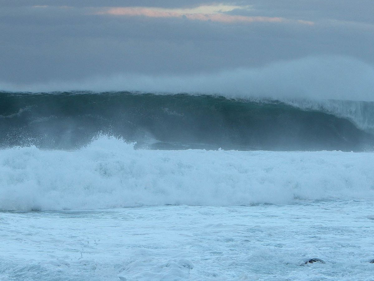 Large swell, higher than predicted tides to impact coastal areas this week