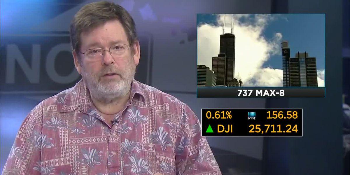 Business Report: Economics of MAX-8 issue