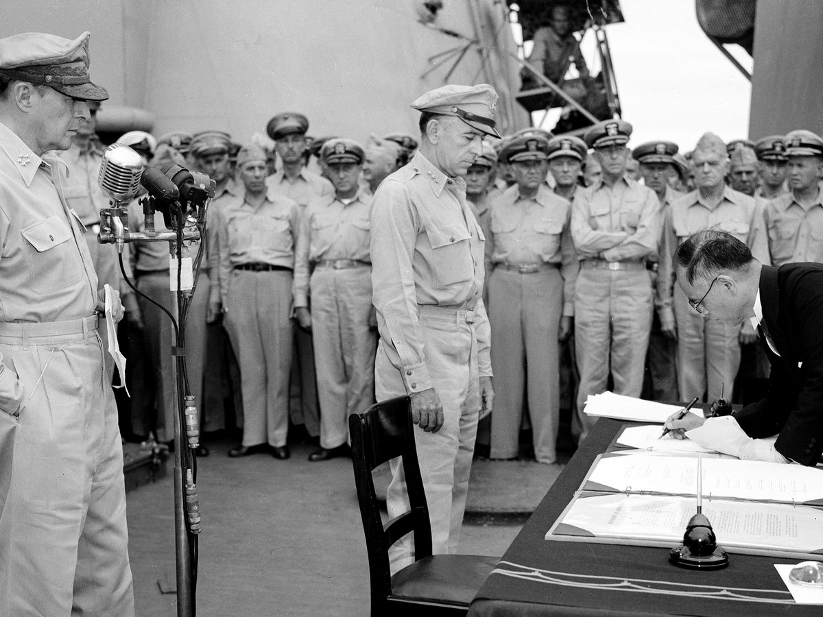 75th anniversary of end of WWII goes mostly virtual amid virus