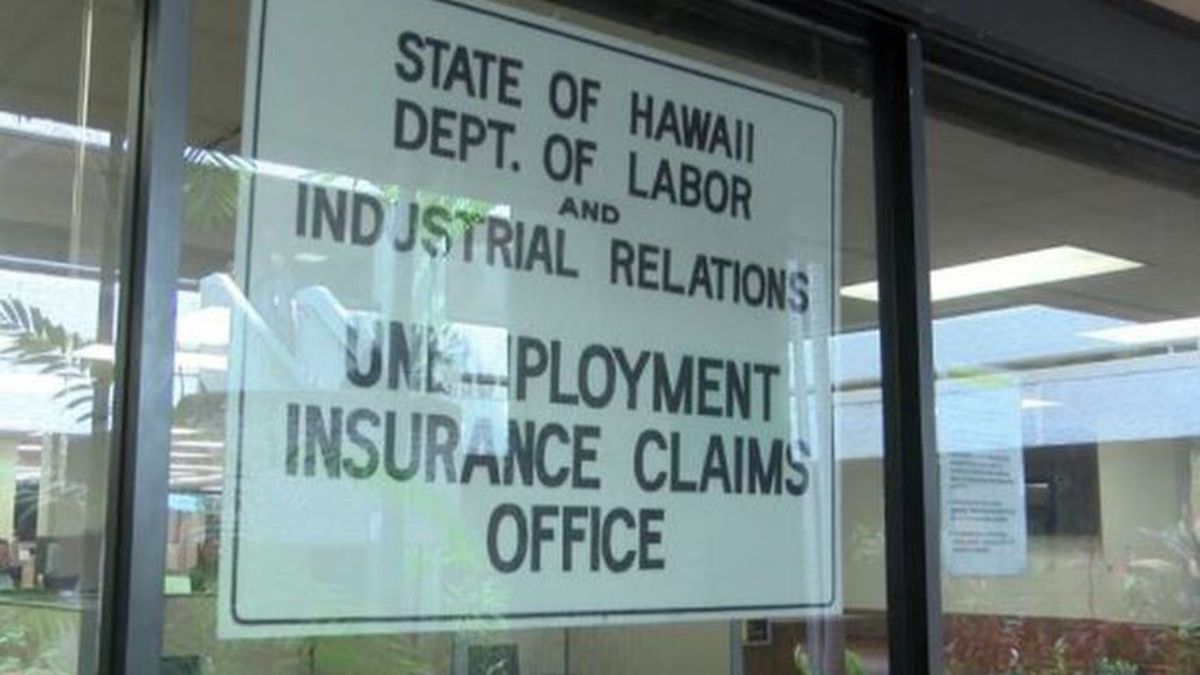 Hawaii's unemployment rate highest in the nation for second month