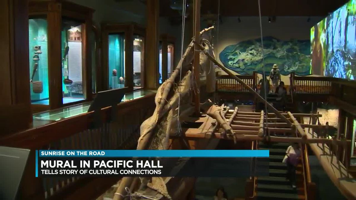SOTR: Pacific Hall at the Bishop Museum