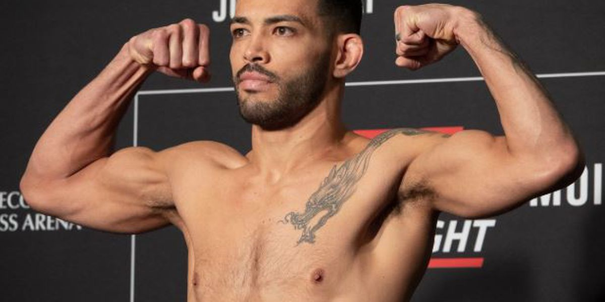 Dan Ige makes weight ahead of UFC bout against Aguilar