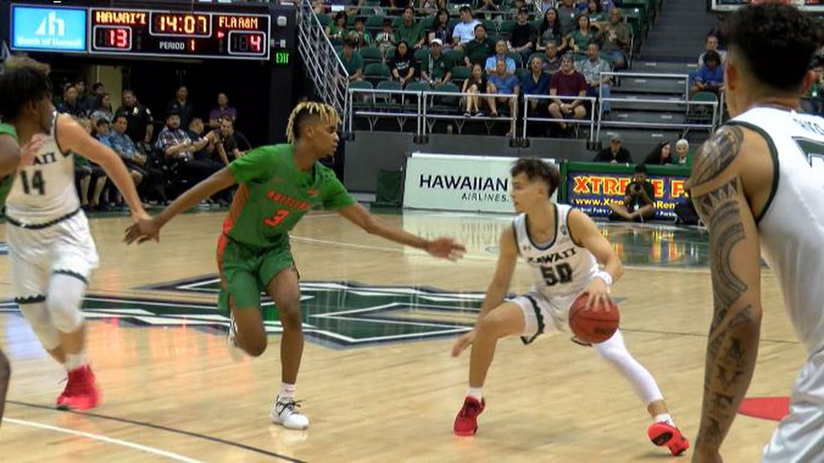 'Bows host Portland St. Friday