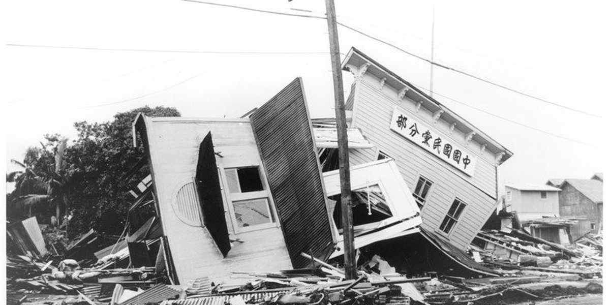 70 years on, April Fools' Day tsunami painful reminder of ocean's destructive force