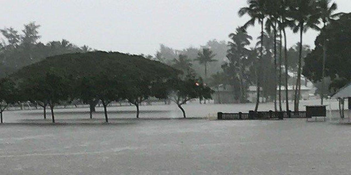 Flash Flood Watch posted for already-soggy Big Island