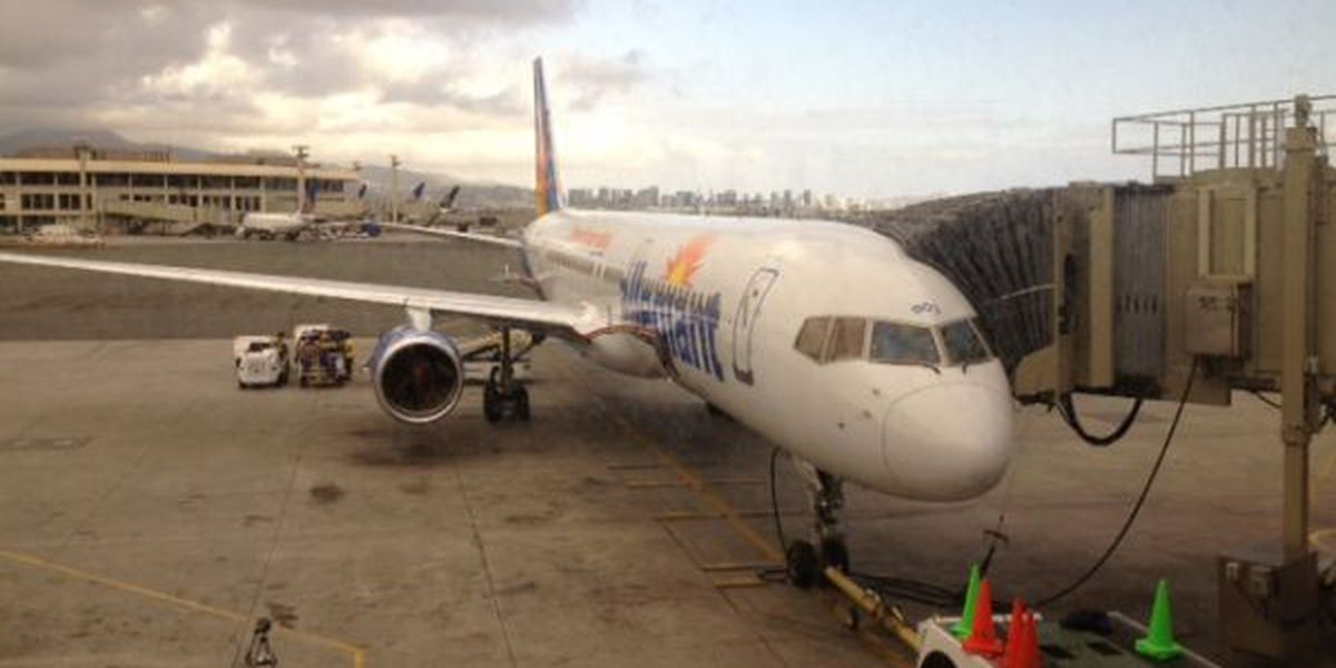 Allegiant Air to end Hawaii service in 2016