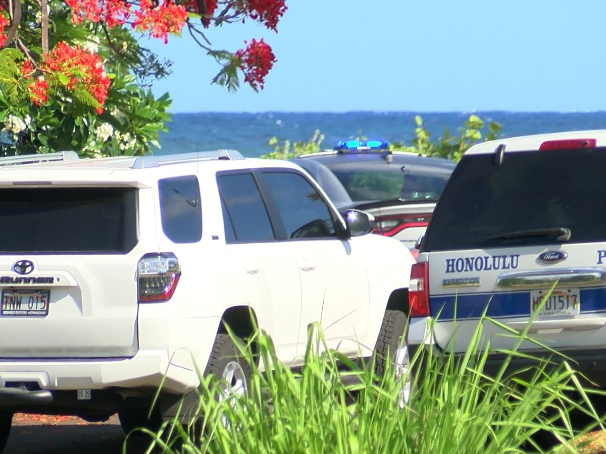 Manhunt continues for suspect accused of stabbing 17-year-old in the neck at Kahala beach