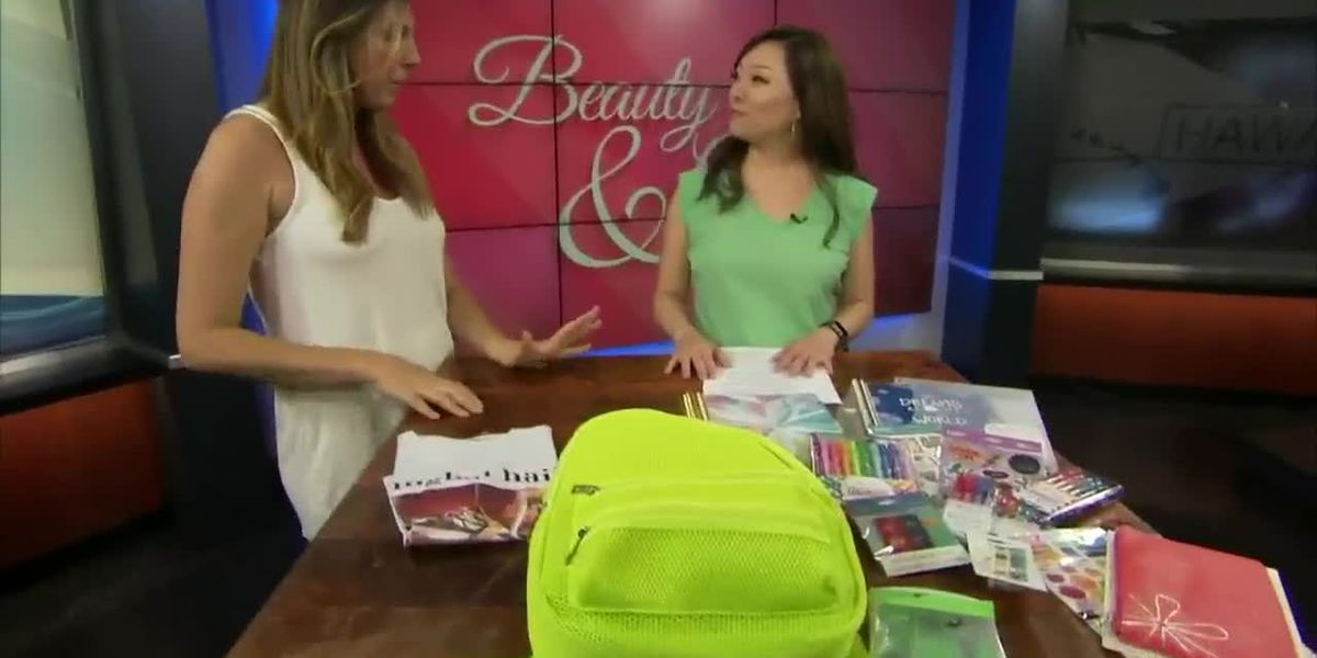 Beauty and Grace: Fun back to school items and apparel