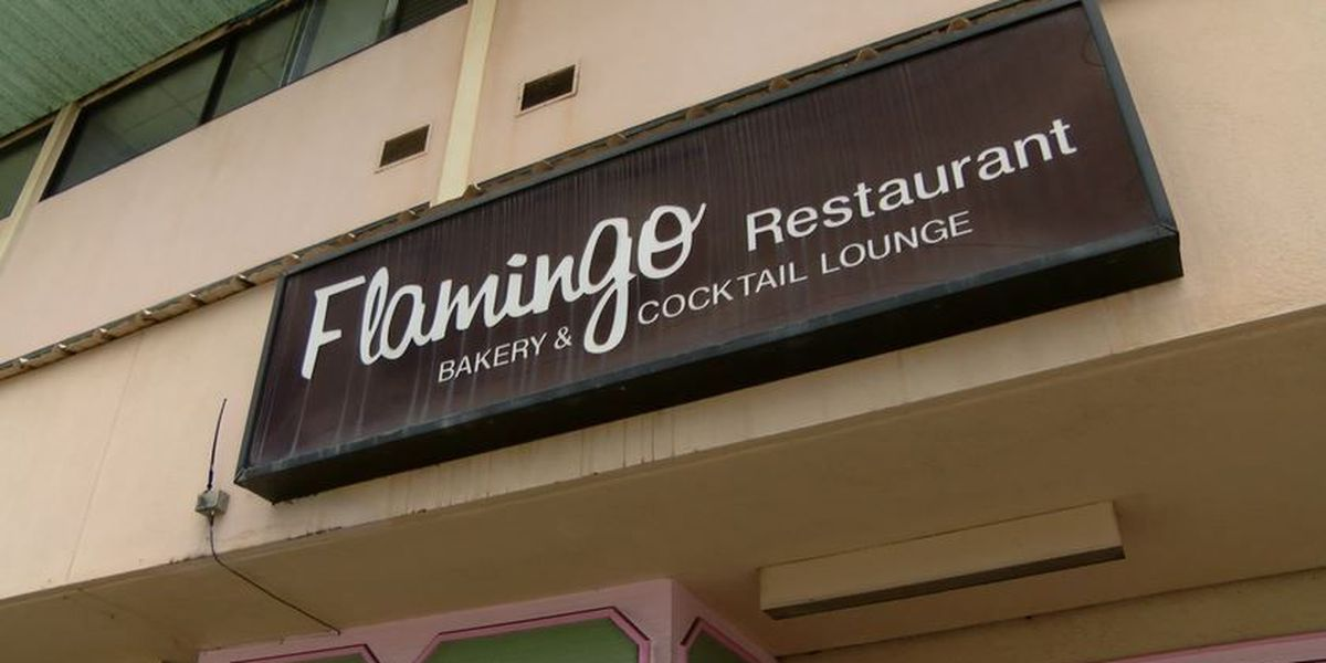 Flamingo Restaurant in Pearl City to close on Sunday