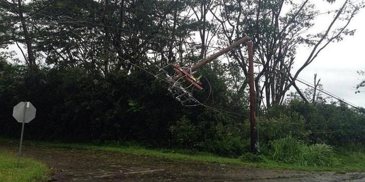 Police urge public to stop confronting electric crews about outages