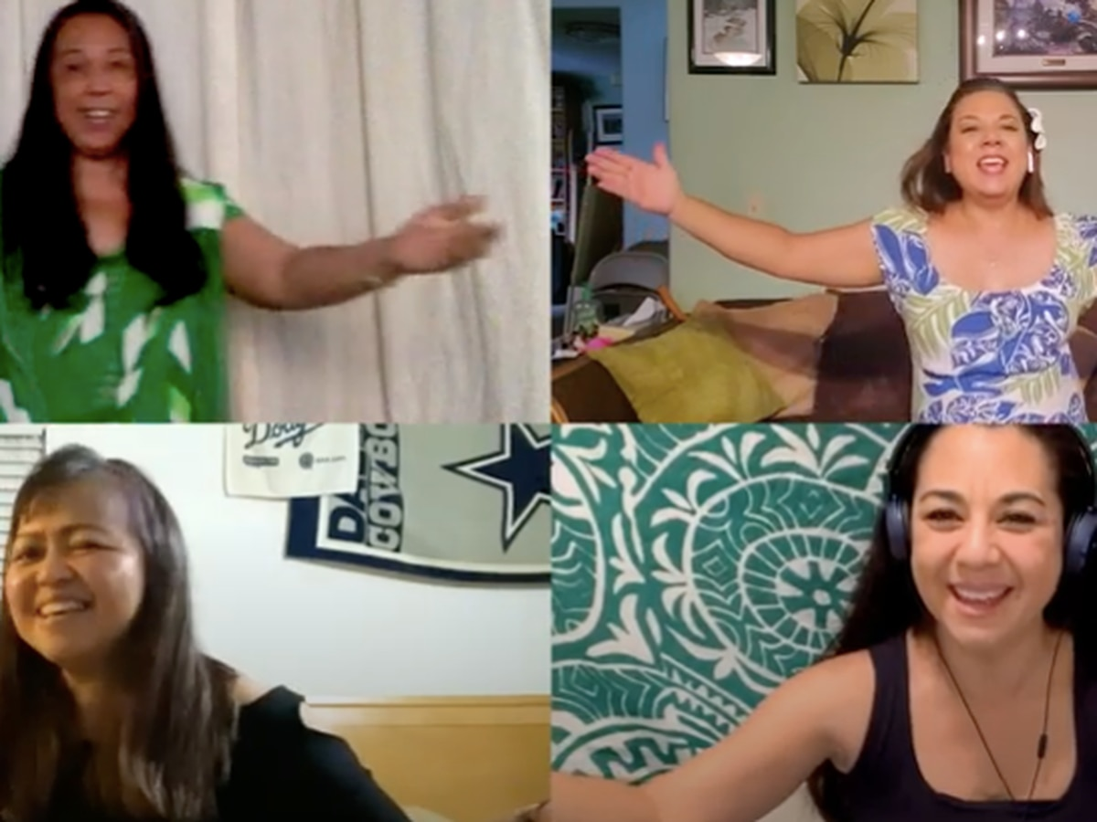 Dozens of actors, singers join virtual choir to offer an inspirational send-off to the Class of 2020