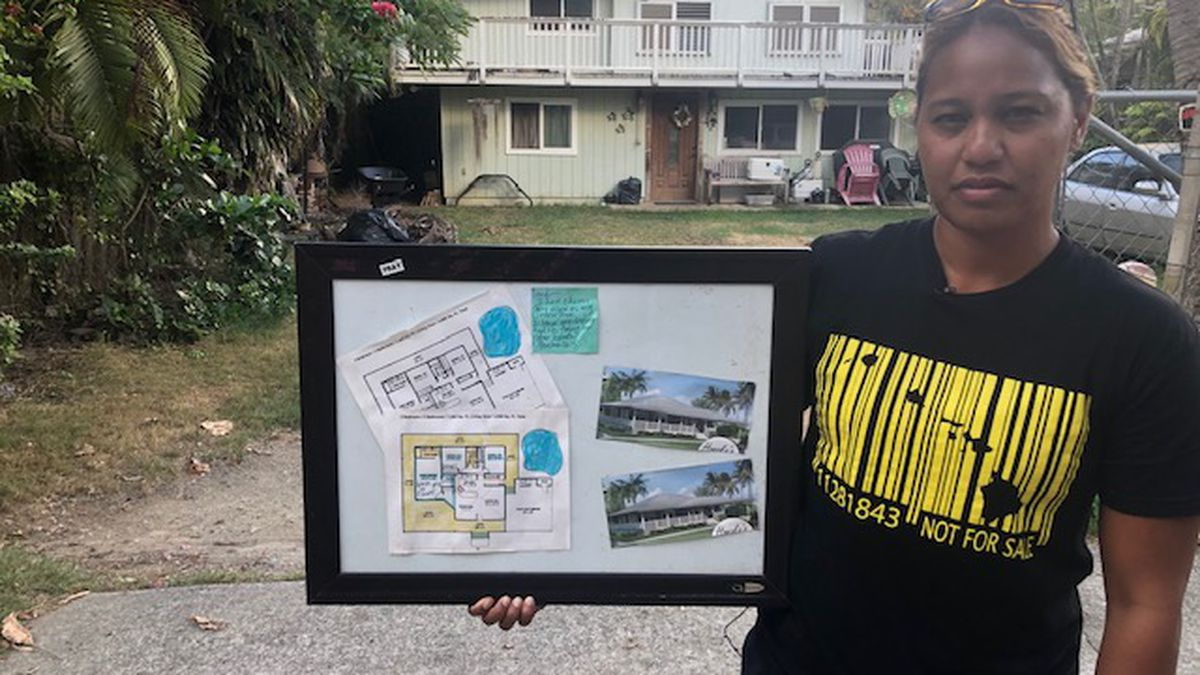 Kailua family fights to save their home after contractor and refinancing fiascos